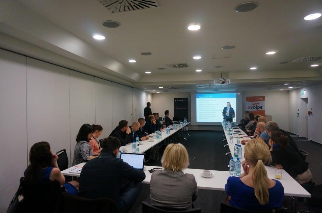 Presentation delivered byGrzegorz Domagała (CCS Poland)
